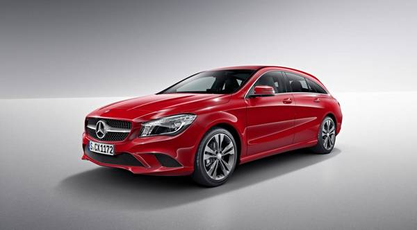 Mercedes-Benz CLA Shooting Brake оценен - фото