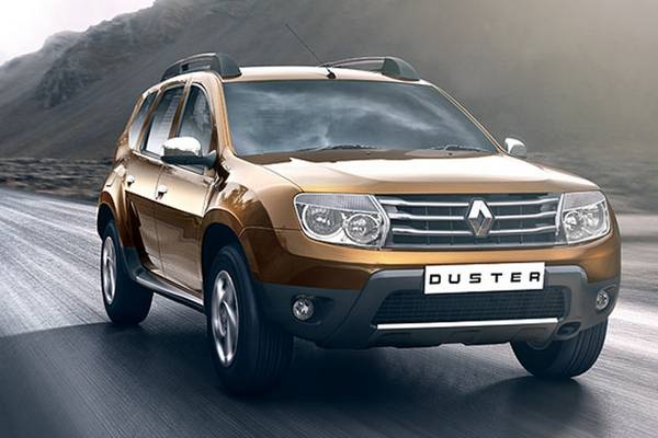 Renault Duster - фото